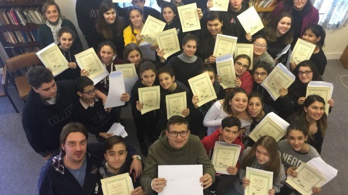 Istituto San Francesco di Sales accreditato per la Certificazione Cambridge