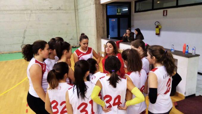 Volley Umbertide, campionato under 14 femminile, ottavi di finale