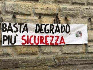 CasaPound chiede più sicurezza, botte in pieno centro a Città di Castello