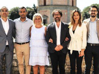 Ecco la nuova giunta del sindaco Carizia ad Umbertide