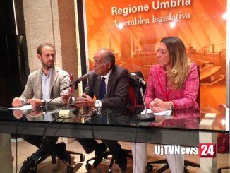 Luciano Bacchetta a presidente della Provincia di Perugia, presentata candidatura