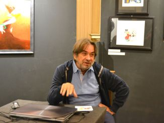 Tiferno Comics 2018, domenica 14 ottobre, ospite il disegnatore di tex Fabio Civitelli