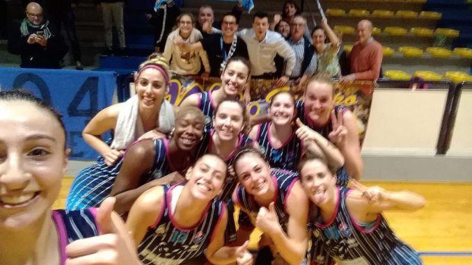 Basket A2/F, PF Umbertide magica, espugnata San Giovanni Valdarno