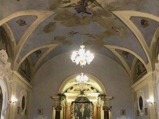 Riapertura chiesa Santissimo Crocifisso a San Giustino