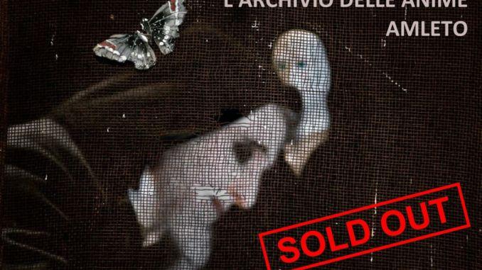 """Montone, Sold out al teatro San Fedele per """"L'archivio delle anime. Amleto"""""""