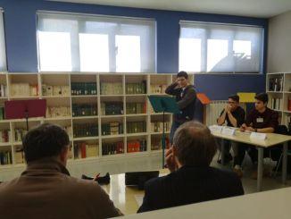 Al Campus 'Da Vinci' di Umbertide le prime Olimpiadi regionali di Debate