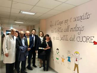 A Città di Castello, nuovo blocco parto inaugurato all'ospedale