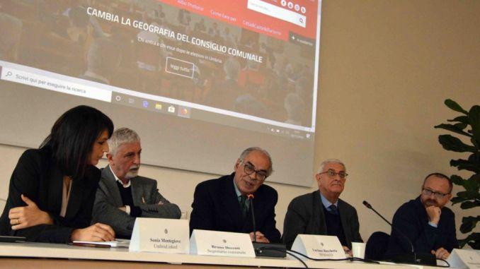 Presidente dell'Anac Merloni alla giornata della trasparenza a Città di Castello