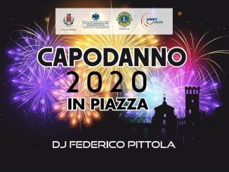 Capodanno in piazza Matteotti per salutare l'arrivo del 2020