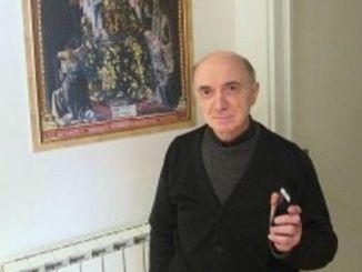 Benedirà ancora i telefonini per San Biagio, Don Giorgio è pronto