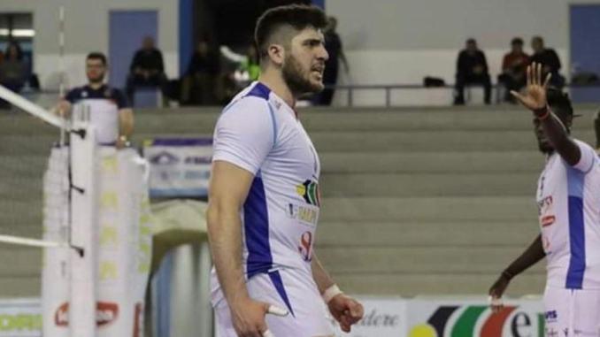 Rinaldo Conti rimane a San Giustino per la prossima stagione 2020-2021