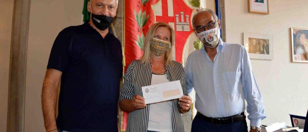 Concerto Facchinetti, Sporting Club trestina dona alla Muzi Betti parte dell'inccasso
