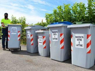 Nuovo servizio di ritiro dei rifiuti porta a porta a San Giustino