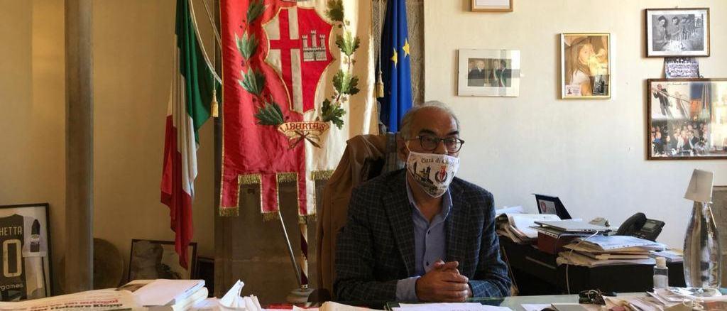 """Covid-19 Città di Castello: """"6 nuovi positivi e 2 guariti, chiuse alcune classi"""""""