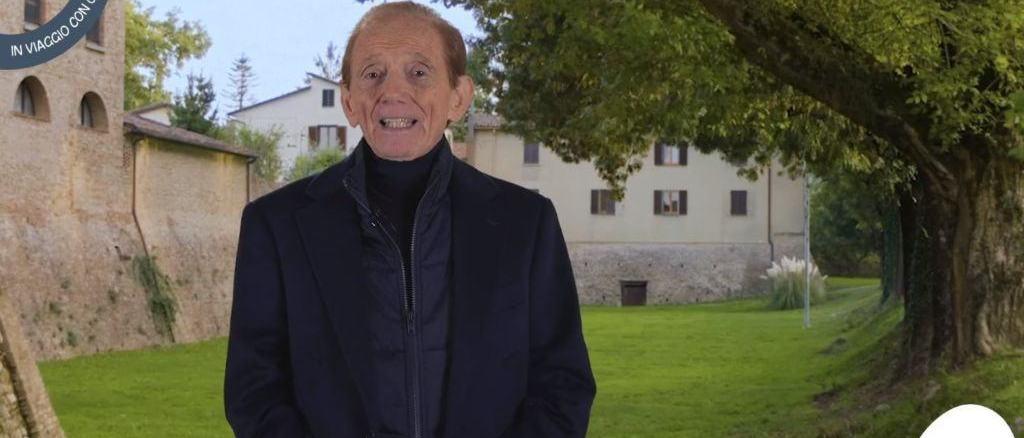 Il giornalista e conduttore televisivo Osvaldo Bevilacqua racconta Città di Castello