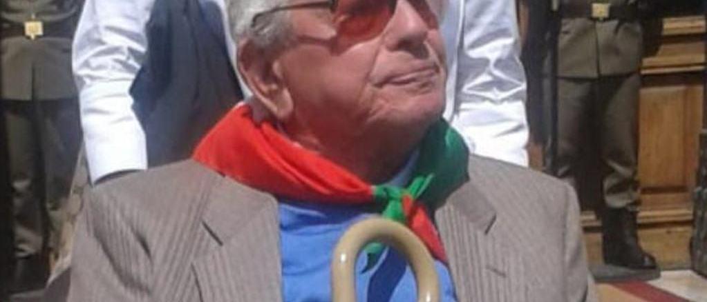 Morte Lido Lucchetti, il cordoglio del sindaco Luciano Bacchetta