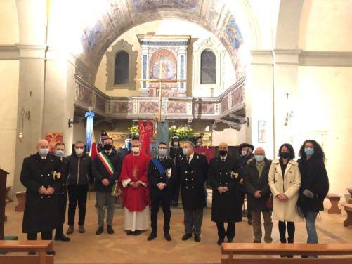 Citerna – Festeggiato San Sebastiano, patrono dei vigili urbani