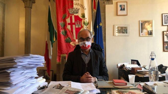 covid19 dichiarazione del sindaco Citta di Castello Bacchetta: su muzi betti