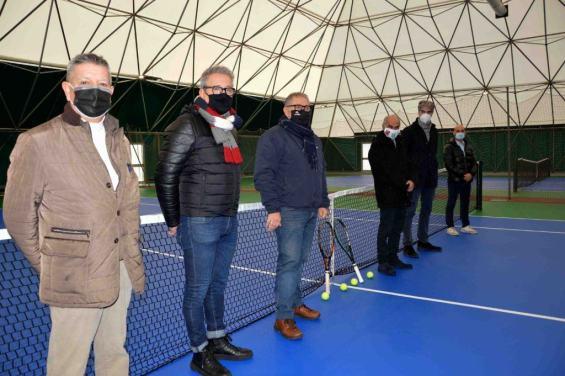Centro Belvedere: Restyling completo per i campi da tennis in superfice