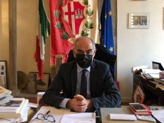 Covid dichiarazione sindaco bacchetta ieri otto nuovi positivi cinque i guariti