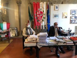 Covid dichiarazione sindaco Bacchetta ieri quattro nuovi positivi sei i guariti