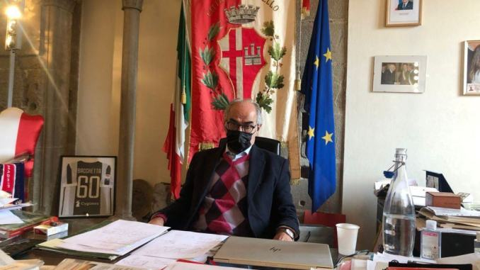 Covid-19: dichiarazione sindaco Bacchetta: ieri 24 nuovi positivi e 4 guariti
