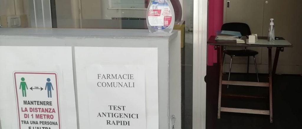 Covid-19, a Umbertide ricominciati i test antigenici rivolti a studenti e personale