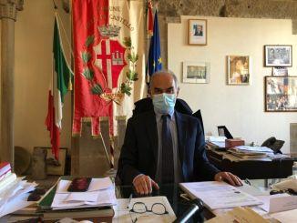 Covid19: dichiarazione sindaco Bacchetta: Ieri otto guariti e cinque positivi