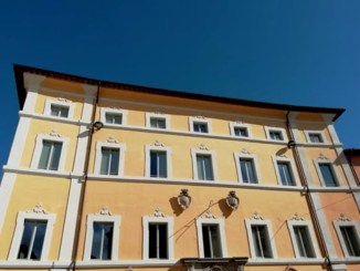 6 luglio, inaugurazione del Palazzo Comunale Umbertide dopo 5 anni lavori