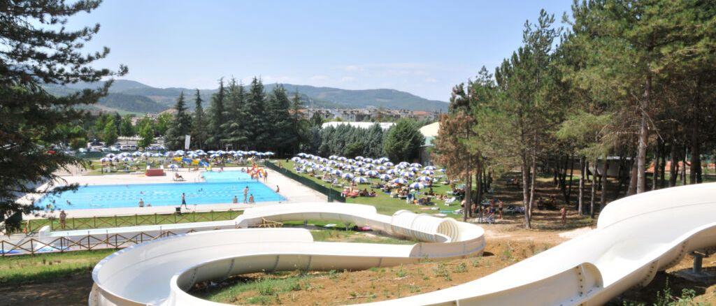 Dal 12 giugno l'Aquapark di Umbertide riapre per un'estate in piena sicurezza