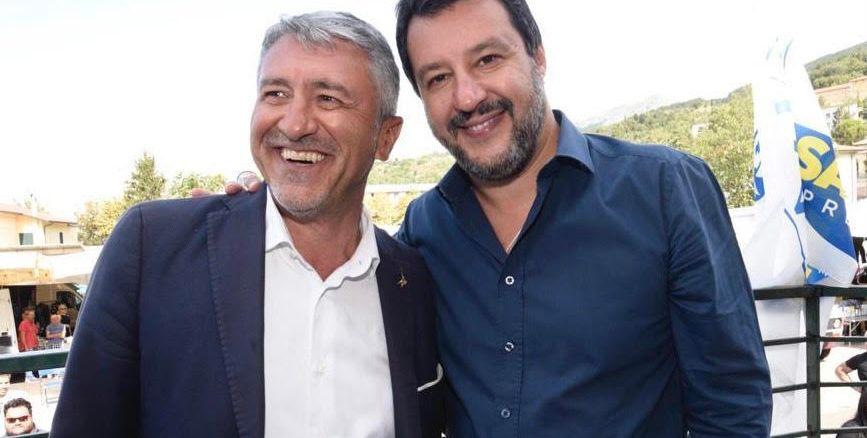Consigliere Mancini non sarà a Trestina con Salvini, c'è la seduta del Consiglio
