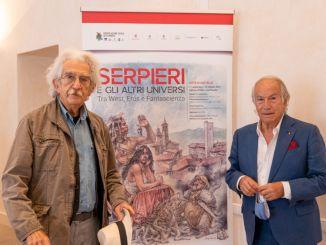 Paolo Eleuteri Serpieri presenta Universi Paralleli alla Mostra del Fumetto