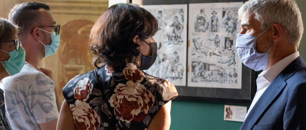 """Al Tiferno Comics convegno """"Gli ultimi guerrieri. I nativi americani oggi"""". Il 16 ottobre alle 16.30 all'Auditorium Liceo Plinio il Giovane"""