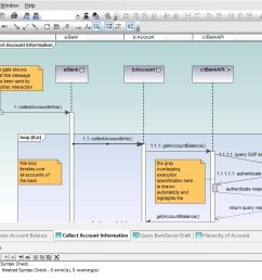 uml sequence diagrams [ 1198 x 673 Pixel ]