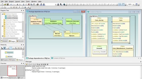 small resolution of database uml tool
