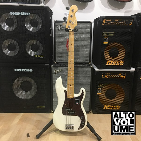 Fender Precision American Professional II Olimpic White