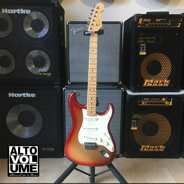 Stratocaster American deluxe 2010 made USA