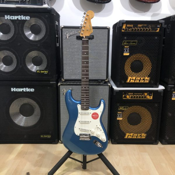 Squier Stratocaster Classic Vibe 60 Lake Placid Blue