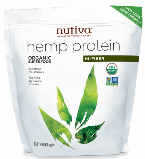Nutiva Organic Hemp Review – Hemp as a Viable Protein Alternative?
