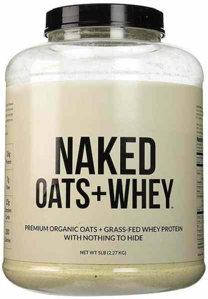pure whey protein powder no additives