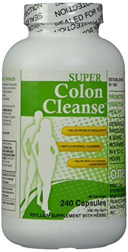 The Best Colon Cleanse Pills That Actually Work