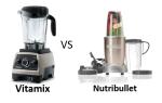 Blender Battle: Vitamix vs Nutribullet – Which is Better?