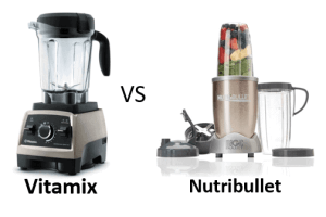 Blender Battle: Vitamix vs Nutribullet - Which is Better?