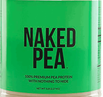 The Full, Unbiased Naked Pea Protein Isolate Review