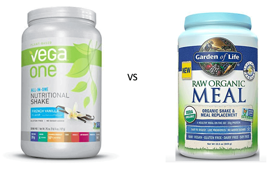An Epic Showdown: Vega One vs Garden of Life