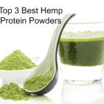 The Top 3 Best Hemp Protein Powders