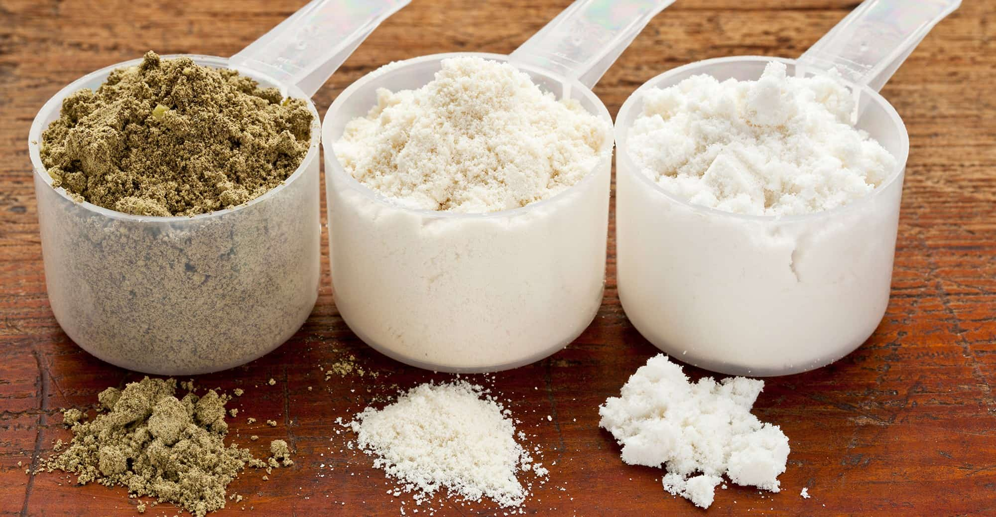 Top 7 Best Vegan Protein Powders for Men and Women to Get Fit Naturally