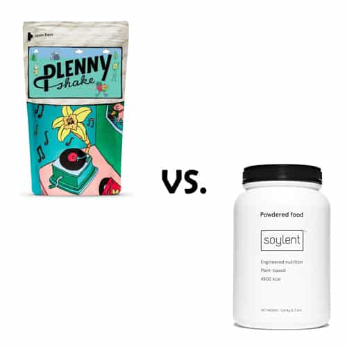 Joylent vs Soylent