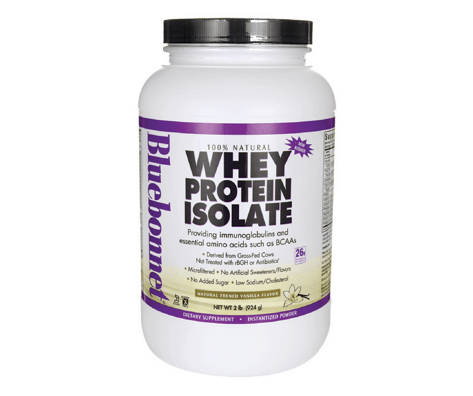 the bluebonnet whey protein isolate review- is it worth it
