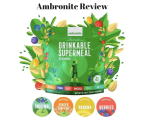 Ambronite Review – Is This Drinkable Supermeal Good for You?